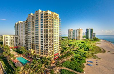 Photo for Ocean view Penthouse in Palm Beach Singer Island Resort & Spa Luxury 2/2 unit 1912