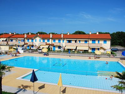 Photo for 3 bedroom Apartment, sleeps 7 in Caleri with Pool, Air Con and WiFi