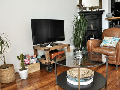 Photo for Charming apartment near Batignolles