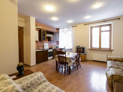 Photo for 2BR Apartment Vacation Rental in Kyiv