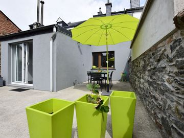 Pretty fully-renovated house in a quiet district in the centre of Bastogne