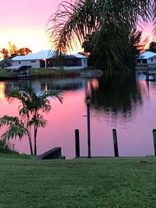 Photo for Lovely home with heated/screened pool and canal/access to the Gulf of Mexico