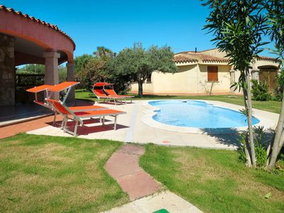Photo for Vacation home Rei Sole (REI307) in Costa Rei - 8 persons, 3 bedrooms