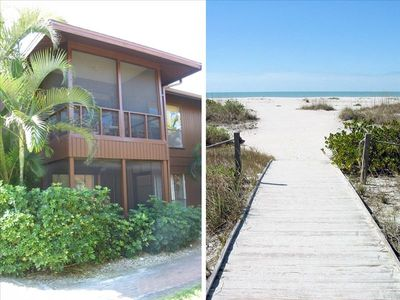 My Secret Sanibel is at top level. Your own little path to sugary Bowmans Beach
