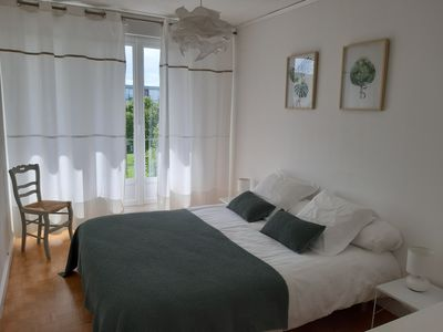 Photo for Bright apartment ideally located (museums, sport, shows, shops, ...)