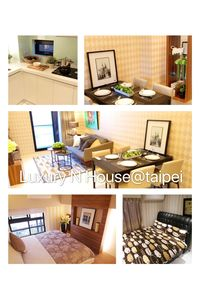 Photo for 2BR Apartment Vacation Rental in 信義区, 台北市