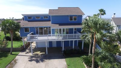 Photo for 4 bed/4 bath Waterfront Home with Water Views from Every Window!