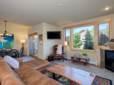 Photo for Big Sky Town Center- Cottonwood Cabin