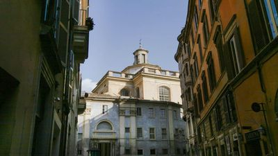 Photo for Studio Romantic, modern apartment in the center of Rome a few steps from Piazza Navona, the ...