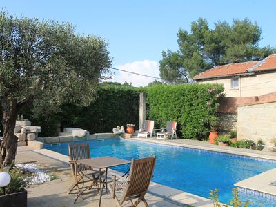 Photo for Carmen - Very charming holidayhome in the beautiful village of Barbentane