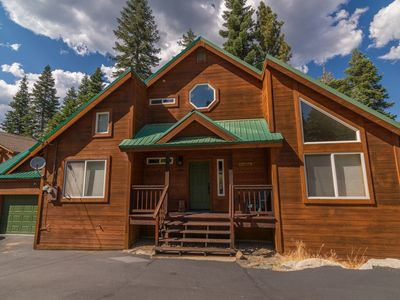 Photo for Spacious Tahoe Donner Home