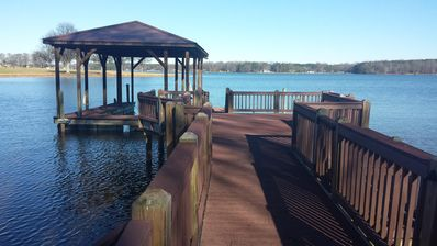 Photo for Beautiful Lake Front Home On Great Water!!!