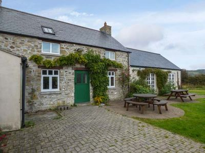 Photo for CHURCH COTTAGE, pet friendly, with open fire in Fishguard, Ref 929140