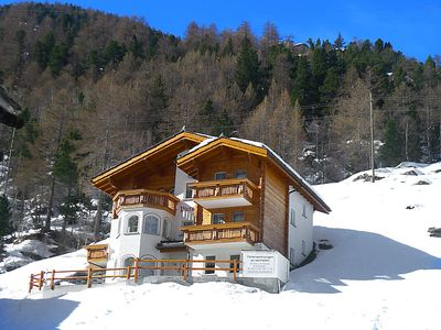 Photo for Vacation home Haus Piccolo  in Saas - Grund, Valais - 12 persons, 6 bedrooms