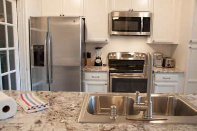 """Kitchen - A real pleasure to """"work"""" in this kitchen"""