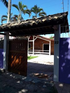 Photo for Excellent house with 05 rooms with air, swimming pool, near the beach taperapoã