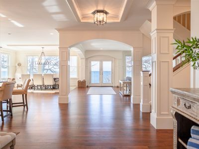 Photo for Lake Front Luxury Home with 6 Bedrooms - Sleeps 16