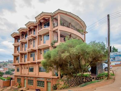Photo for Wail visiting the incredible city of Kampala, Satelite B&b is a great choice.