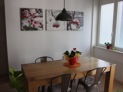Photo for Family-friendly apartment in downtown
