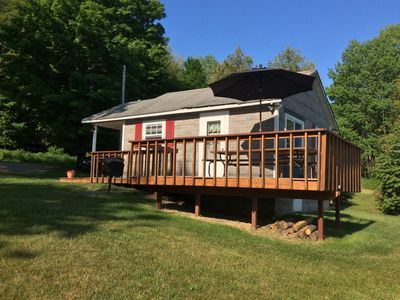 Photo for 2BR Cottage Vacation Rental in Bellaire, Michigan