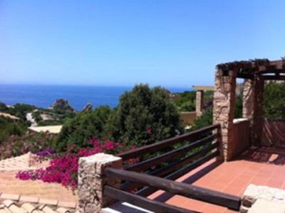 Photo for Costa Paradiso: David with spectacular panoramic views. SPECIAL OFFERS