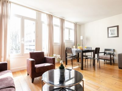 Photo for SPACIOUS APARTMENT IN THE HEART OF 8TH - PARC MONCEAU - COURCELLES - 2ND FLOOR