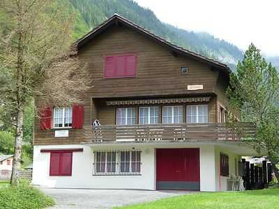 Photo for 2 bedroom Apartment, sleeps 4 in Gerschnialp