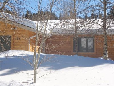 Photo for 3 bedroom, great location, Private hot tub, close to ski area