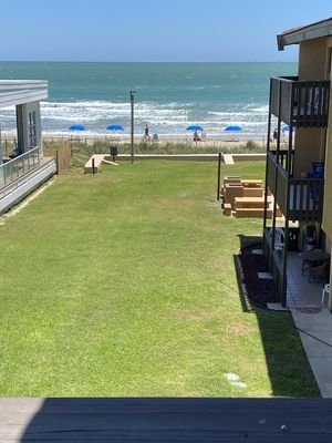May 2021 SPECIAL100% Remodeled Beachfront View Condo