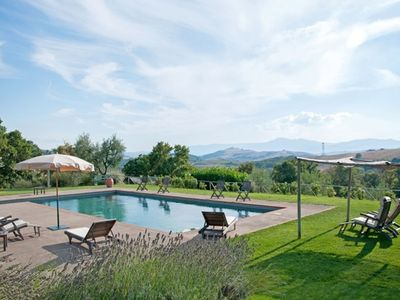 Photo for 7BR Country House / Chateau Vacation Rental in Stabilimento Termale, Toscana