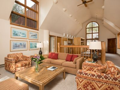 Photo for RMR: Ringer House: 4 BR  house in Teton Village. Free Activities Included!