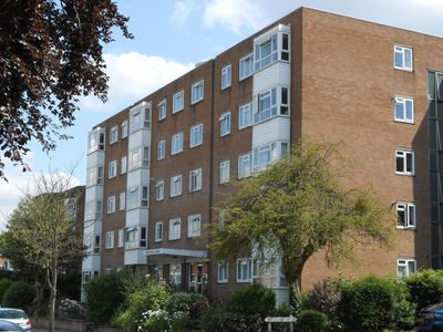 Photo for Stylish Modern 2 Bedroom flat, own parking space  ,300 metres Surbiton Station