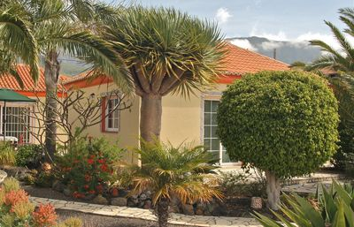 Photo for Bungalow under palm trees with sea views and wood-fired furnace