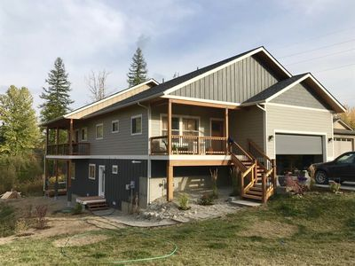 Photo for 1BR Apartment Vacation Rental in Sandpoint, Idaho