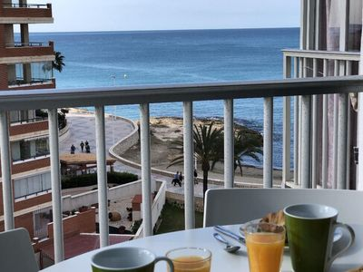 Photo for TO RENT IN CALPE APARTMENT ON SEA