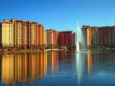 Photo for Wyndham Bonnet Creek Resort, 1 Bedroom, Disney at your Doorstep!