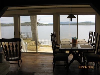 Photo for 3BR Cottage Vacation Rental in Laconia, New Hampshire