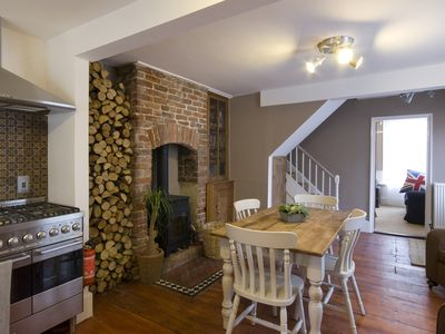 Photo for Double Fronted Sea Cottage - Fantastic Location.