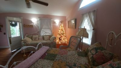 Photo for Rose Cottage at Misty Mountain Inn is ready for your romantic getaway!