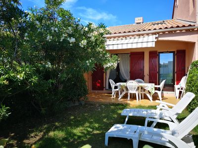 Photo for small seaside house in St Cyprien-Plage