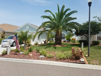 Photo for Summer rental, June through August, Holiday Florida, 3 bedroom near Gulf.