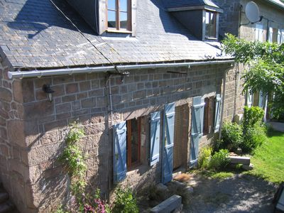 Photo for Traditional stone cottage in the heart of rural Limousin