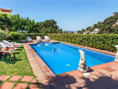 Photo for Lloret de Mar Holiday Home, Sleeps 15 with Pool and Free WiFi