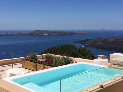Photo for Villa Minoa in Santorini North Area
