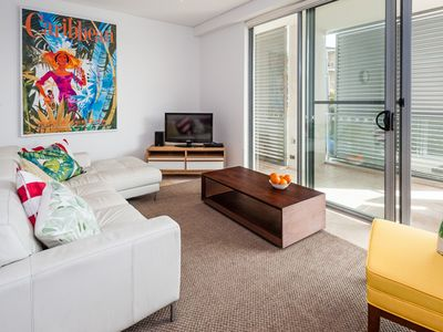 Photo for Situated in a quiet street, with only a short stroll to the famous Coogee Beach