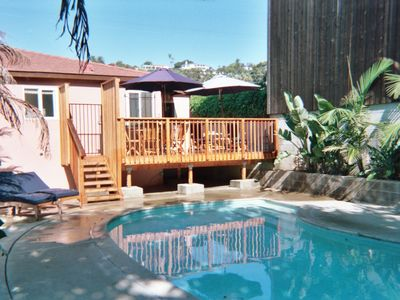 Photo for Historic Old Town District  Studio with Pool and Cabana
