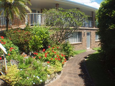 Photo for Spacious Family Home Located in Quiet Street in Fingal Bay!