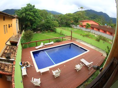 Photo for 2BR House Vacation Rental in Praia de Maresias, SP