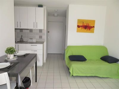 Photo for Apartment Sète, 1 bedroom, 4 persons