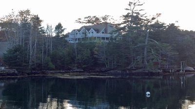 Photo for 3 Bedroom, 4 Bath Home Waterfront On Decker Cove